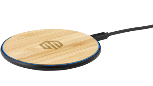 Bamboo 10W draadloze snellader